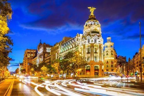 3 dagen op stedentrip naar Madrid – 4* hotel incl. vluchten