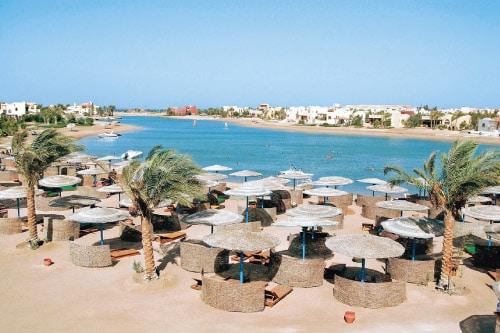 Laat je een weekje all-in verwennen in El-Gouna. Heerlijk goedkoop!
