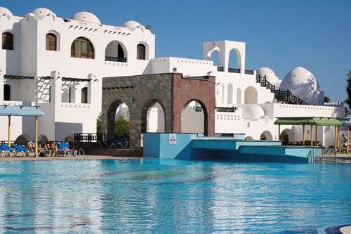 Goedkope all-inclusive complete zonvakantie naar Hurghada